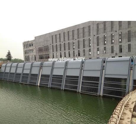 水壩專用格柵清污機