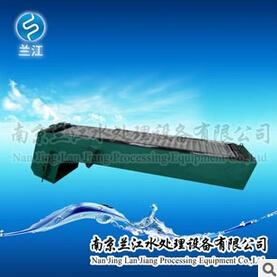 格柵除污機驅使將來水再生和回用的因素