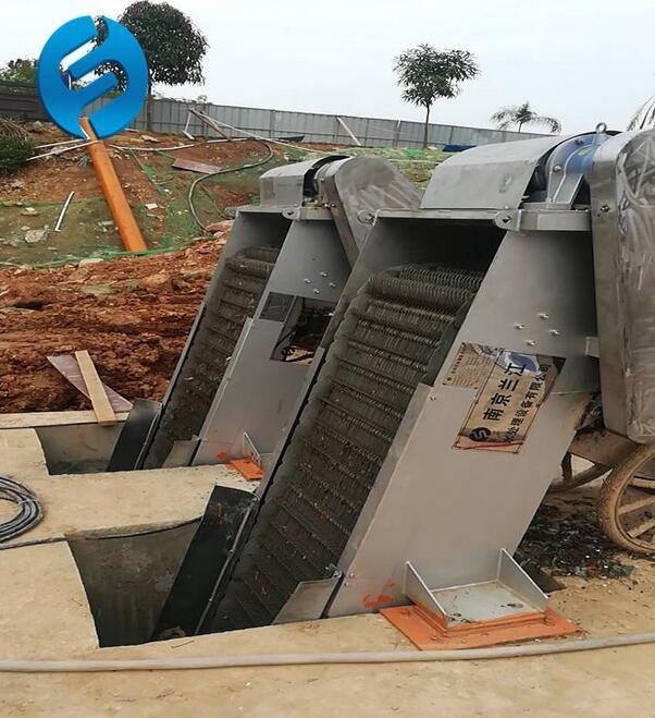 雨水格柵除污機