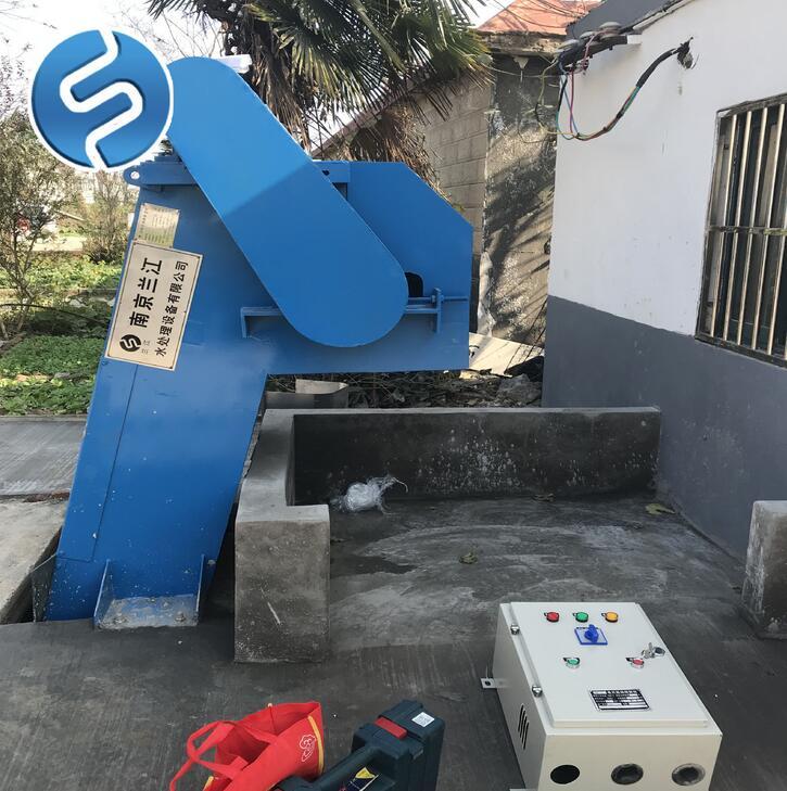 平板格柵除污機