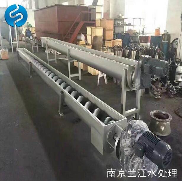 高排水螺旋壓榨機