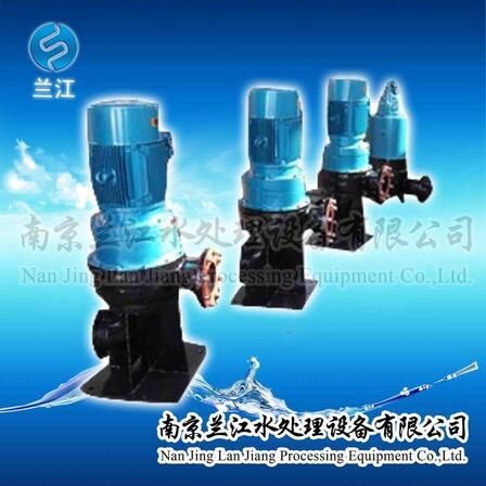WL型立式污水污物泵
