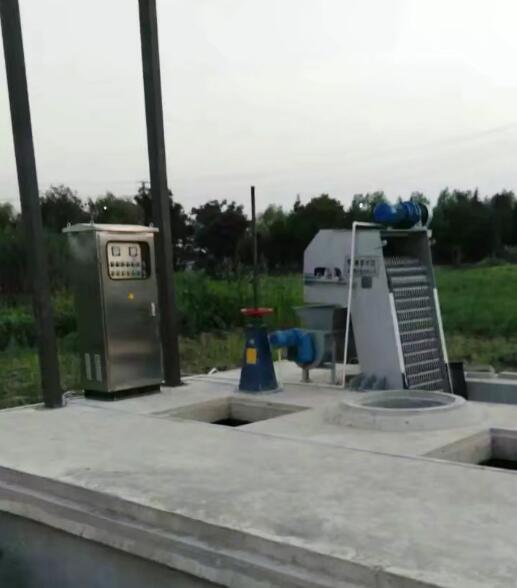 稻田污水凈化處理