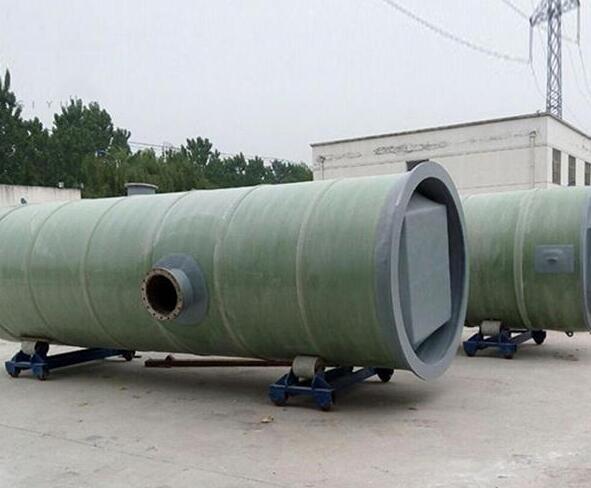 組裝式一體化預制泵站
